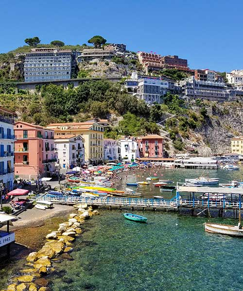 full day bot tour Sorrento