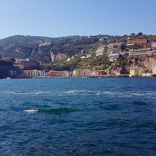 exclusive boat tours Sorrento
